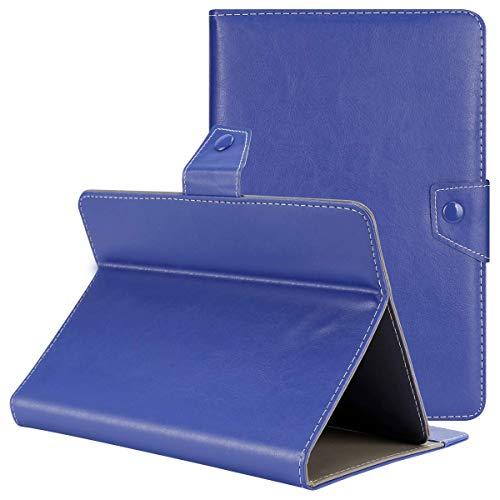 "Padgene Universal 10.1 \""Zoll Tablet Case Kunstleder Ultra Thin Lightweight Smart Cover mit Ständer"