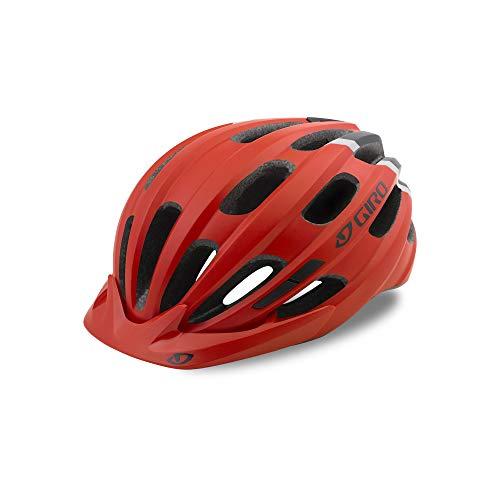 Giro HALE Fahrradhelm, mat Bright red, 50-57 cm