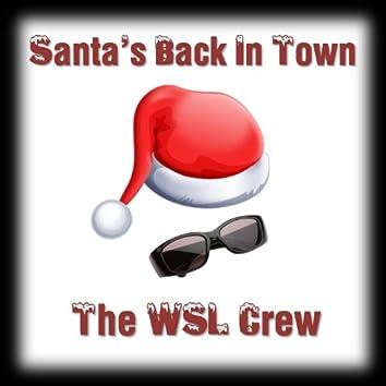 Santa's Back In Town - Single