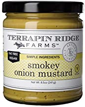 product image for Terrapin Ridge Farms Smokey Onion Mustard 8.5 OZ (Pack of 6)
