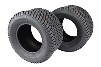 2  20x10.00-10 Turf Tires 4 Ply Lawn Mower and Garden Tractor 20x10x10 20x10-10