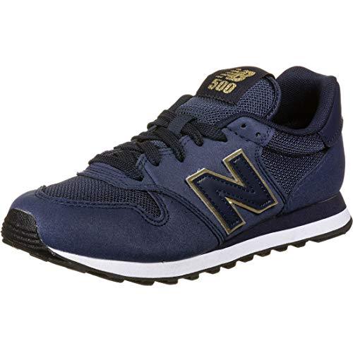 New Balance Damen GW500V1 Sneaker, Navy (NGN), 37 EU