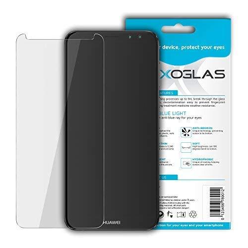 Flexoglas Pellicola Huawei Mate 10 Lite Resistente Come Vetro Temperato Filtro Luce Blu Pellicola Protettiva Vetrino Antiurto AntiGraffio Flessibile Vetro Protettivo Protezione Schermo Durezza 9H
