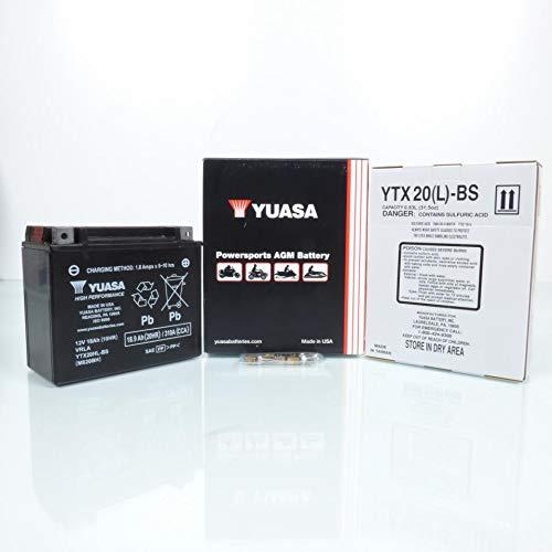 Yuasa Quad CAN-AM 800 Outlander 4x4 2008-2012 YTX20HL-BS / 12 V 18 Ah
