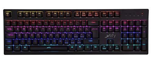 XTRFY K2 RGB XG-K2-R-RGB-UK Tastatur