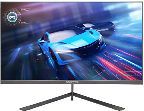 Sceptre IPS 24' LED Gaming Monitor 1ms HDMI DisplayPort up to 165Hz...