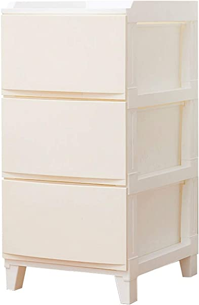 Zzg 2 Toy Storage Box Multi Layer Drawer Type Plastic Locker Assembled Baby Wardrobe Storage Box 33 54269CM Color White