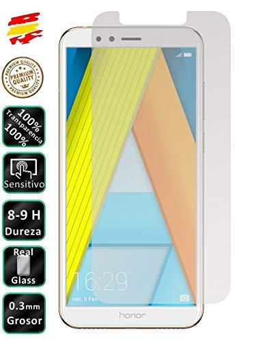 Movilrey Protector para Huawei Honor 7A Cristal Templado de Pantalla Vidrio 9H para movil