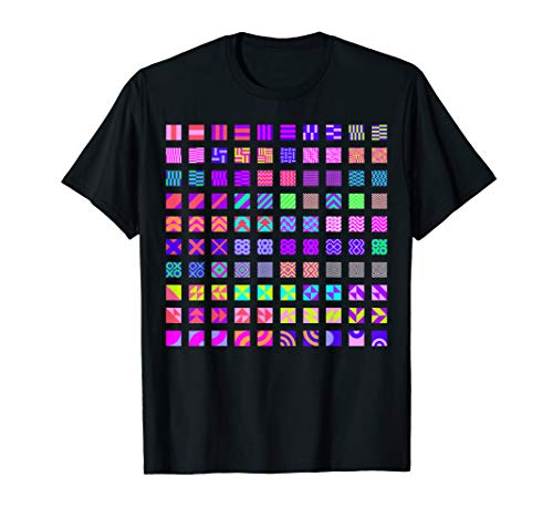 90er Jahre Party Outfit Techno Rave Retro 90's T-Shirt