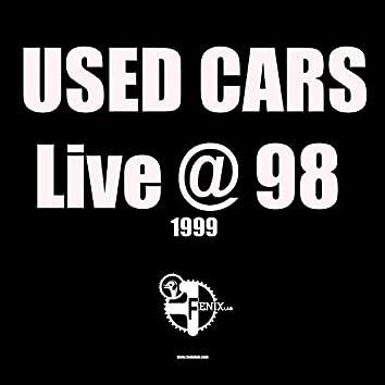 Live @ 98 (live recording)