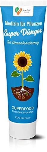 Smart Ferti® - Super Dünger zur Samenbearbeitung. 100% Bio. (125ml)