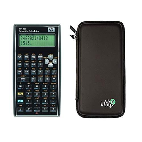 HP 35s, Bundle Sets + Schutztasche + Erweiterte Garantie