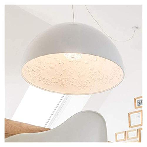 Pendant Lamp - E27 Lighting Resin Pendant Lamp Chandelier Modern Sky Pendant Lamp Garden Sculpture Hanging Lamp Color Adjustable Led Ceiling Lamp Aluminum Lighting Bedroom Lights