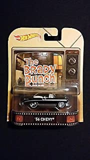 Inspire Dream Play 2015 HOT Wheels Brady Bunch '56 Chevy Convertible Collectible POP Culture/TV