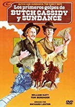 Butch and Sundance : the early days (los primeros golpes de Butch Cassidy y Sundance) Region 2 - PAL format