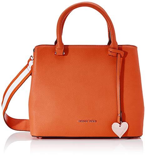 MARCO TOZZI Damen 2-2-61021-24 Umhängetasche, Orange (Orange), 11x24x29 cm