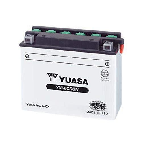 Yuasa YuMicron Battery - YB14A-A2 YUAM2214A (PLT-300)