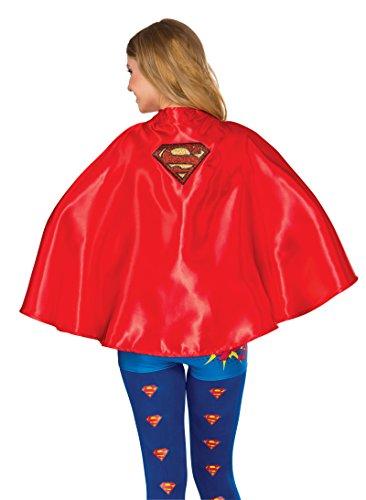 Generique - Cape Supergirl Femme