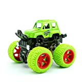 4WD Inercial Drive off-road Vehicle Toys Toys Automóviles Anti-Fall Toy Cars Eco-Friendly Car Plastic Car Niños Modelo Modelo Coches Regalos de cumpleaños Competición 3+ años niños pequeños Niñas Niño