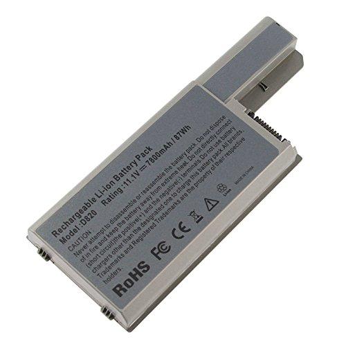 ASUNCELL 7800mAhLaptop-Batterie für Dell Precision M4300 M65 M65 Mobile Dell Latitude D531 D531N D820 D830 310-9122 310-9123 312-0393 312-0394 312-0401 312-0402 312-0537