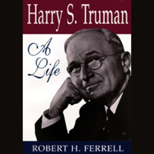 Harry S. Truman cover art