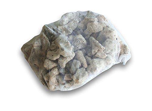 SunSun Arena coralina Muy Gruesa 0,5kg para asentamiento de bacterias nitrificantes Materiales filtrantes