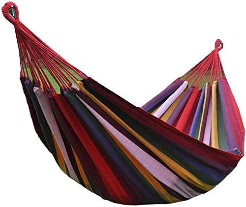 OH Hamocks Swing Silla Silla de Haa para Niños 240 X 160 cm Capacidad de Carga de Hasta 150 Kg para Acampar Switch Swing Switle Switled Bed Moda
