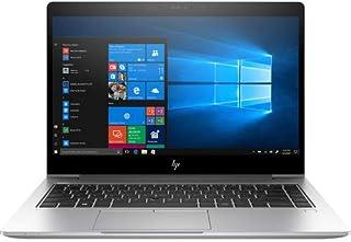 HP EliteBook 745 G5 14インチ ノートブック、Ryzen 5 2500U、8GB RAM、256GB SSD、ナチュラルシルバー (5XF47US#ABA)