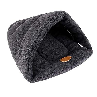Easylifer Soft Pet Beds Nest Cat Dog Sleeping Bag Bed Animal Bed Cave House