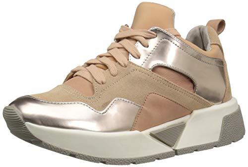 Dolce Vita Women's Walter Sneaker, Rose Suede, 10 M US