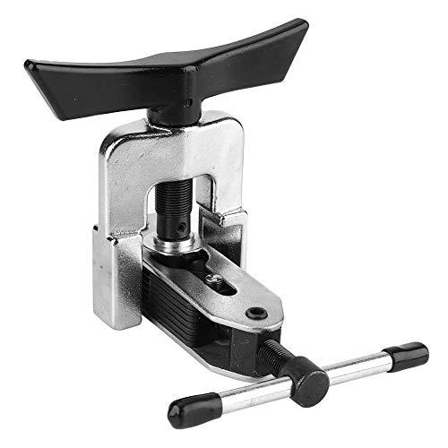 Jeanoko Effektives Bördelwerkzeug 1 Stück Arbeitssparendes Grabber-Bördelwerkzeug 45 Stahl für Kupferrohre