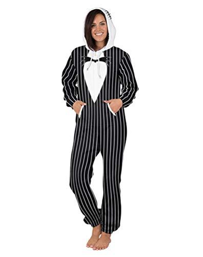 Unisex Halloween Herren Damen Jumpsuit Onesie Jogger Einteiler Overall Jogging Anzug Trainingsanzug Slim Fit 3D Druck Strampler - 4