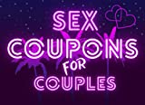 Sex Coupons for Couples: Naughty Vouchers for His Pleasure. Funny and...