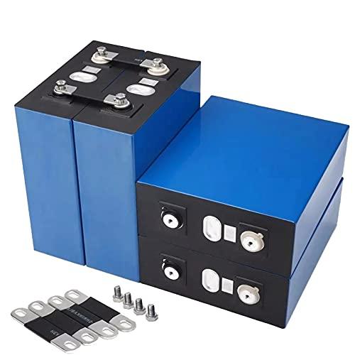 LONGRING Grado A 2021 Nuevo 3.2V 202AH LIFEPO4 Batería de Hierro de Litio Célula de fosfato de Hierro 12V 24V para batería ensamblada Solar RV DIY