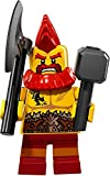 LEGO 71018 Minifigures Serie 17 - Nano Da Battaglia Mini Action Figure