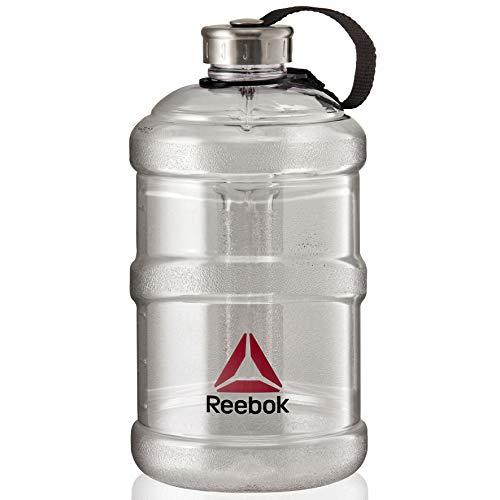Reebok 2.2-Liter-Trinkflasche – Transparent