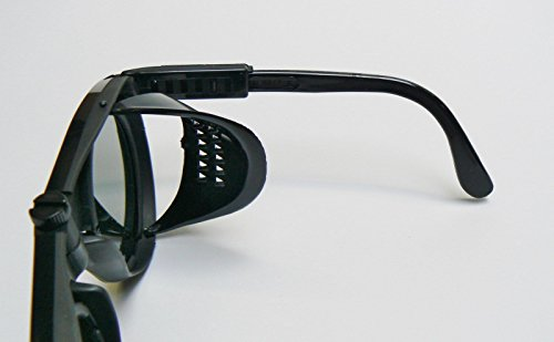 Safety Glasses Protective Glasses Shade 10 Goggles for Melting & Soldering (E 5)