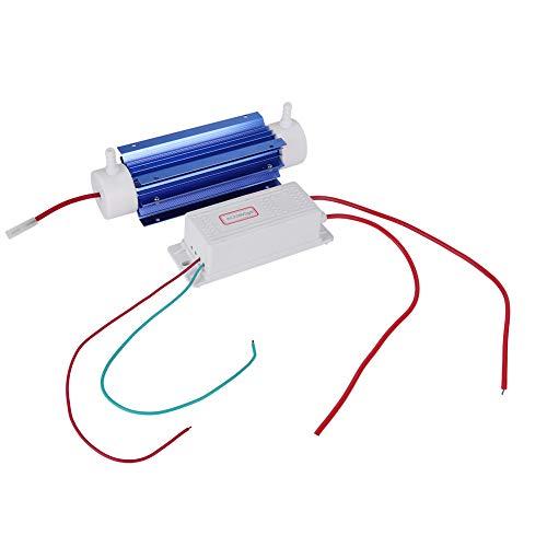 Socobeta durevole ozono generatore ionizzatore quarzo tubo+potere per(5g)