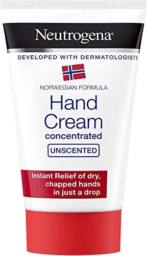 Neutrogena Handcreme mit norwegischer Formel ohne Duft, 50 ml, 3 Stück