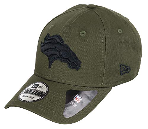 New Era Denver Broncos 9forty Adjustable Cap NFL Olive Pack Olive - One-Size