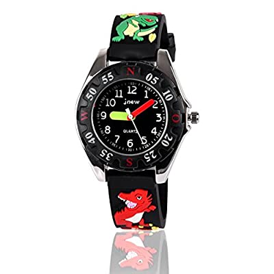 Kids Gift Gift for 3-8 Year Old Boy Kids, Kids Wristwatch for Boys Age 3-10 Gift for Children Birthday Boy Watch