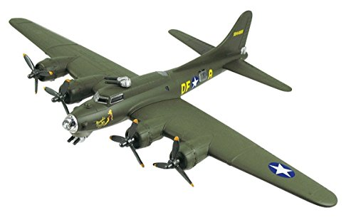 InAir E-Z Build Model Kit - B-17 Flying Fortress, Memphis Belle' - 1:144 Scale