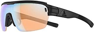 Unisex-Adult Zonyk Aero Pro L ad05 75 6800 000L Shield Sunglasses, coal matte, 74 mm