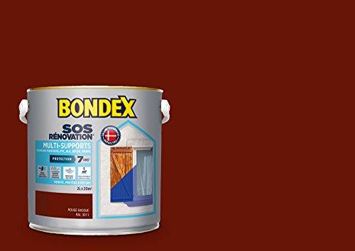 BONDEX - SOS RENOVATION Peinture Multi-Supports - Peinture qui Masque et Prévient les Microfissures...