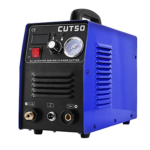 QWERTOUY 50 ampère plasmasnijder, plasmasnijmachine, lasmetgezel, CUT-50, CUT50