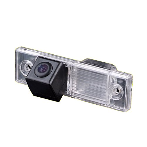 170° Viewing Reversing Track Camera Ruler Line with The Steering Wheel Moving Rear View Backup Trajectory Camera Parking Assistant System for Loava/Aveo/Lacetti/Captiva/Cruze/Eplca/Estate
