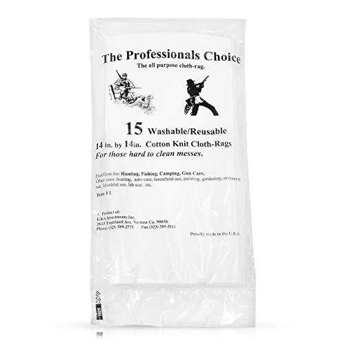 The Professional's Choice Pistol/Rifle Cotton Knit Gun...