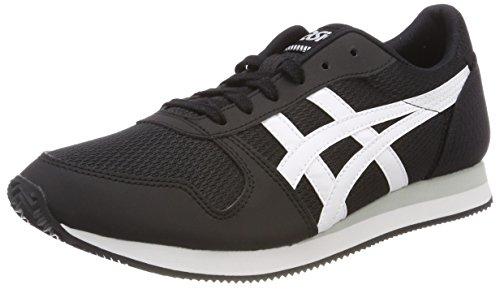 ASICS Herren Curreo II Sneaker, Schwarz (Black/White 9001), 45 EU