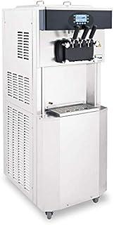 Machine à Glace Italienne 3 Parfums sur Roulettes - 240 glaces/h - Soft 3040BM - Borloni - 36
