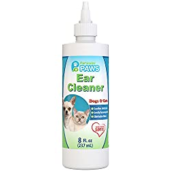 How to Clean Dog Ears yourself with Hydrogen Peroxide